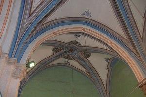 سقف المسجد الابراهيمي